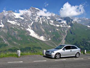 Opel Astra G szélvédő gumi